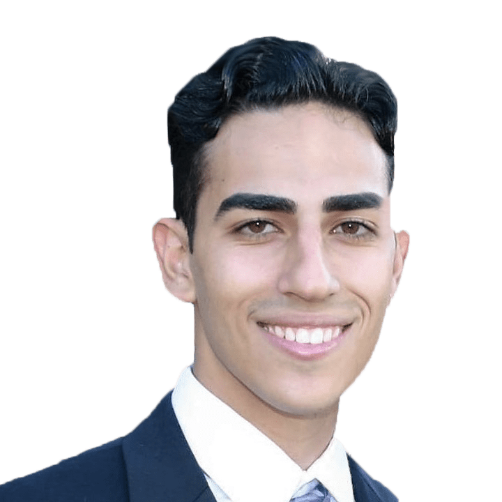 Adam Shlomi the founder of SoFlo SAT Tutoring