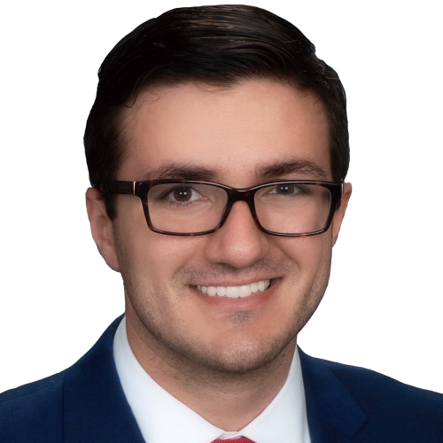 Transparent headshot of SoFlo SAT Tutor John Zarilli from Princeton University where he graduated Magna Cuma Laude with a degree in political science. Now John is at Duke Law School.